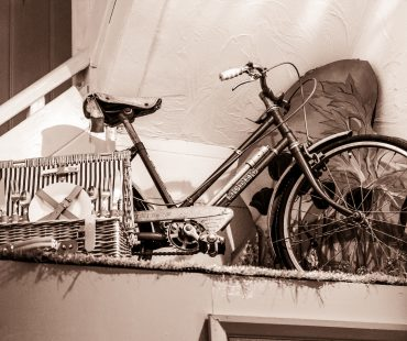 cafe bike
